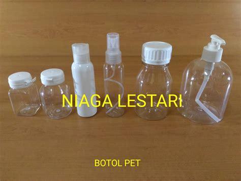 Murah Anvito 3 Botol jual botol pet harga murah jakarta oleh niaga lestari