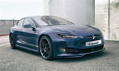Tesla Converter Make Your Model S Resemble Refreshed Car With Unplugged
