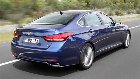 Hyundai Gensis by 2015 Hyundai Genesis Review Ultimate Pack Carsguide