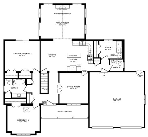 100 quality homes floor plans the bob white