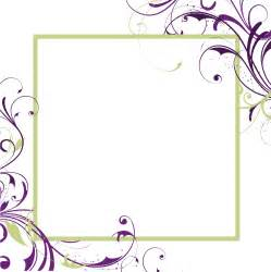 Wedding Png Templates by Wedding Menu Template Free Clipart Best