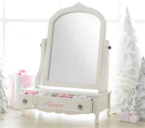 Vanity On Mill White Mill Valley Vanity With Mirror Pottery Barn Kids