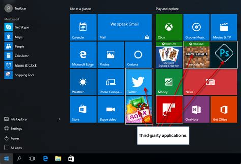 layout app for windows windows 10 anniversary update brings more promoted apps