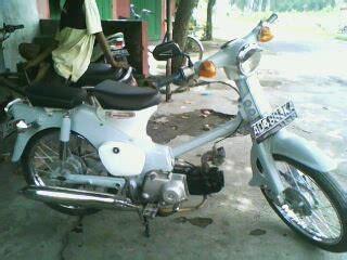 Udah Laku 2 honda c70 motor kesayanganku kembalinya sang legendaris honda c50 udah laku