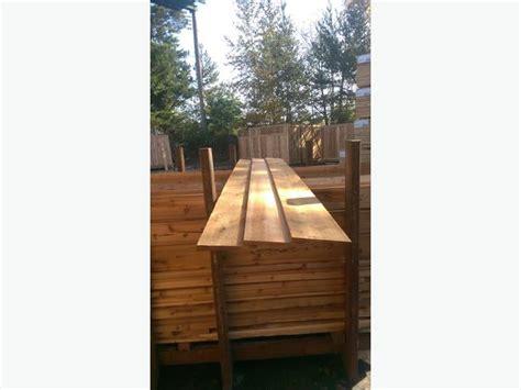 Cedar Bevel Siding Price Per Ft - overstocked 1x8 cedar beveled siding outside nanaimo