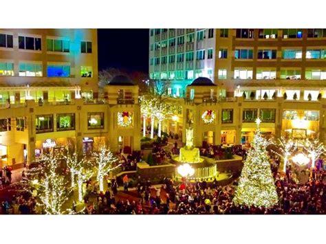 reston town center december event calendar reston va patch