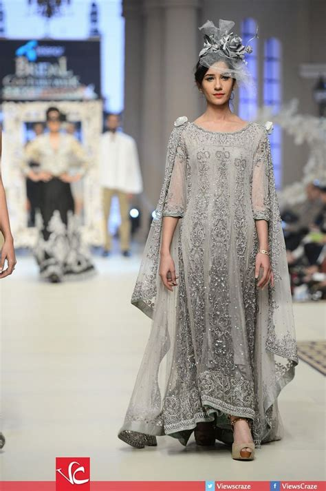 maria b bridal couture week 2014 newhairstylesformen2014com maria b collection at telenor bridal couture week 2014