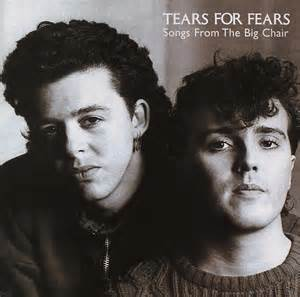 big chair covers tears for fears songs from the big chair cover