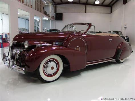 1940 Cadillac Convertible by 1940 Cadillac Series 62 Convertible Daniel Company