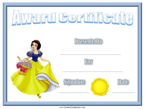 children s certificates free and customizable instant award certificate for kids www pixshark com images