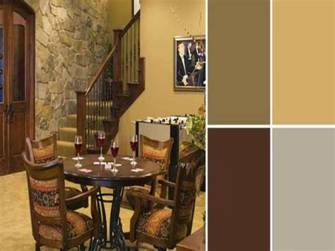 rustic paint color schemes best rustic wall paint colors