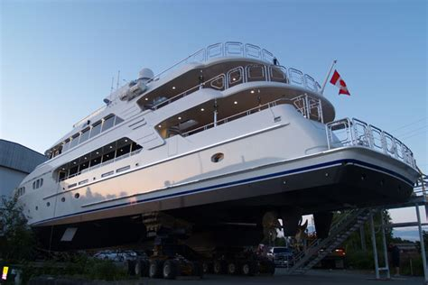boat brokers richmond new richmond lady debuts at richmond yachts megayacht news
