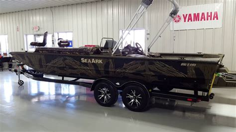 easy bid live 2018 seaark big easy for sale