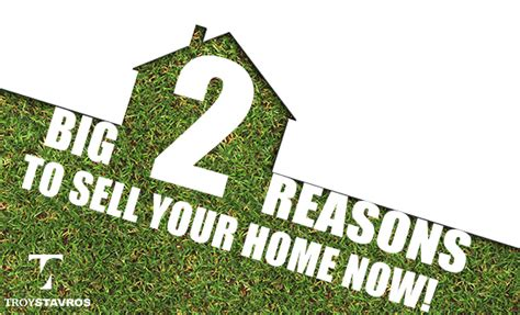 reasons to sell your home now in farragut or knoxville