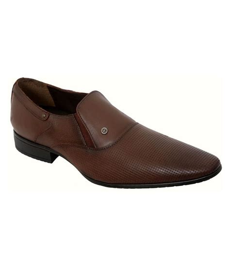 58 on auarshoes brown leather formal shoes for on