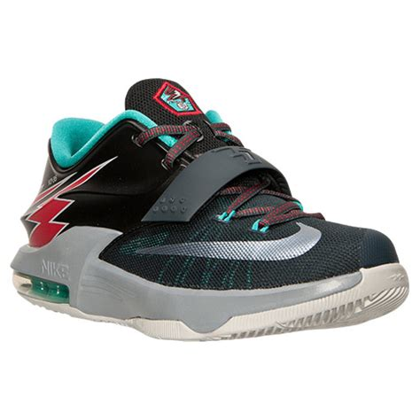 kd shoes for in grade school boys grade school nike kd 7 basketball shoes 669942 005