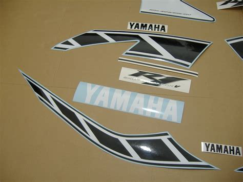 Sticker Yamaha 50th Anniversary by Yamaha Yzf R1 2006 Rn12 5vy Decals Set 50th Anniversary