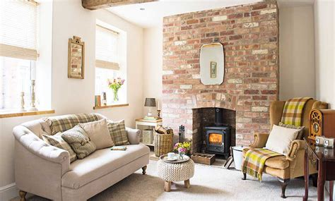 Period Living Room With A A Cosy Renovated Cottage Makes The Home