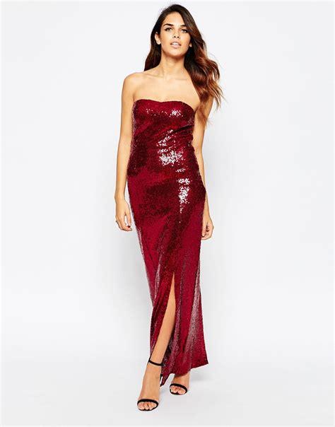 Dress L gaga exudes in scarlet dress at