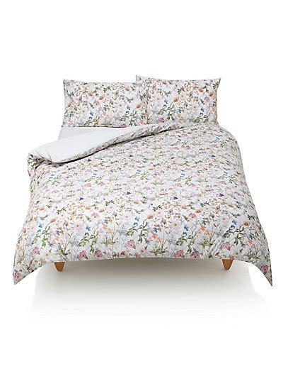 Arabella Print Bedding Set M S M S Bed Linen Sets