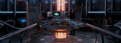 Doctor Who Tardis Interior by Series Eight Tardis Interior Tardis Interior And Console