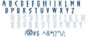 Pics photos spiderman font
