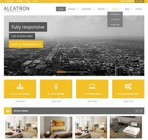 33 jquery html5 website themes templates free