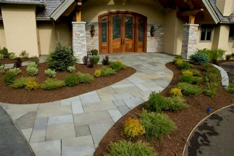 residential front yard landscaping residential front yard landscaping design ideas and photos