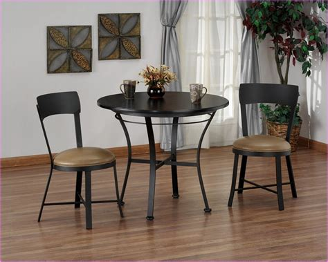 Indoor Bistro Table Set Bistro Table Sets Goplus 3 Dining Set Table 2 Chairs Bistro Pub Home Kitchen Breakfast