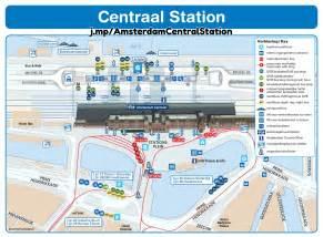 station map amsterdam central station dutchamsterdam