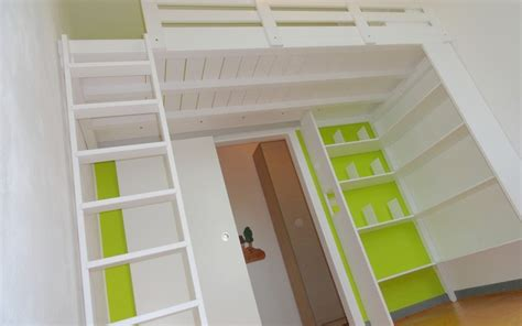 bett hoch bauen kinderzimmer hochbett zoeken bauen