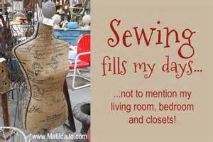take 5 quot sew quot funny sayings to brighten your day matilda
