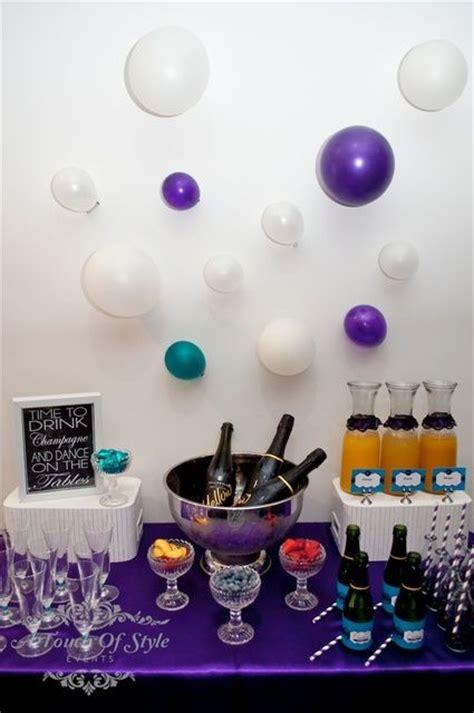 Purple 30th Birthday Decorations by 30th Birthday Purple And 30th Birthday On
