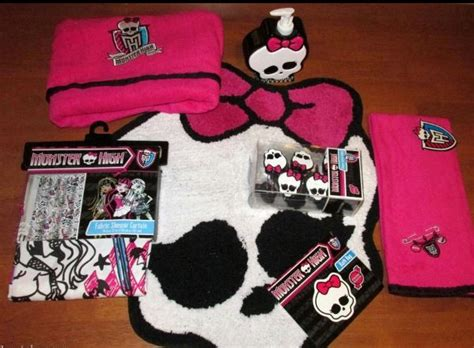 monster high bathroom stuff 17 best chyenne s stuff xoxo images on pinterest
