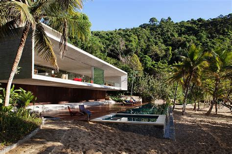 brazilian homes paraty house by studio mk27 architecture design