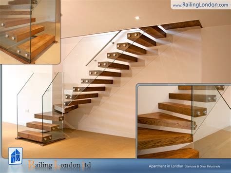 floating stairs floating staircases modern staircase by