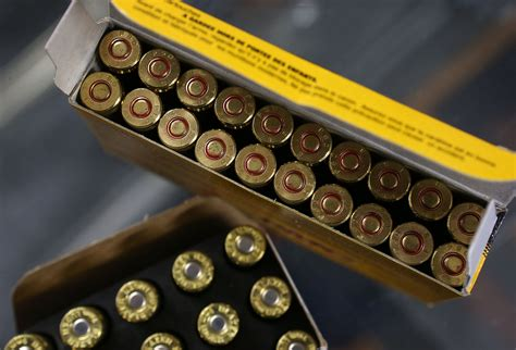 Ammo Background Check Ammo Background Checks Draw Overwhelming Support In