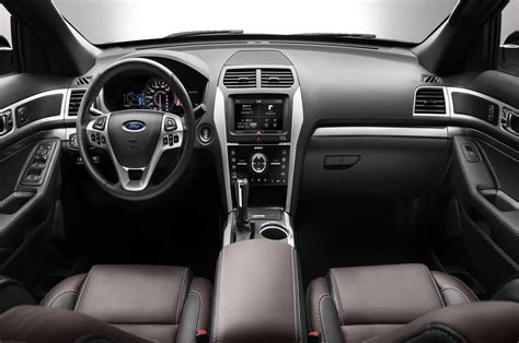 2015 ford explorer sport interior 2013 ford explorer reviews and rating motor trend