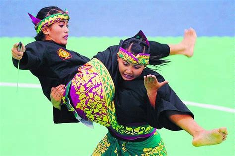 martial arts silat harimau the deadly beauty pencak silat martial art indonesia everything visit