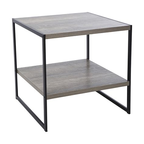 Industrial Side Table Industrial Side Table Kmart