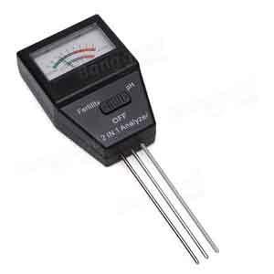 Termometer Kesuburan alat pengukur kesuburan tanah etp303 cv berkah amanah