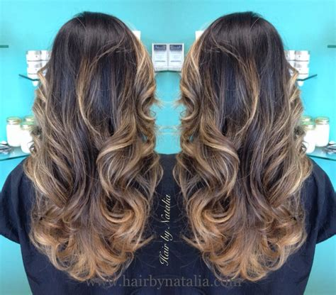 by natalia denver co vereinigte staaten balayage ombre hair color balayage ombre for brunettes yelp