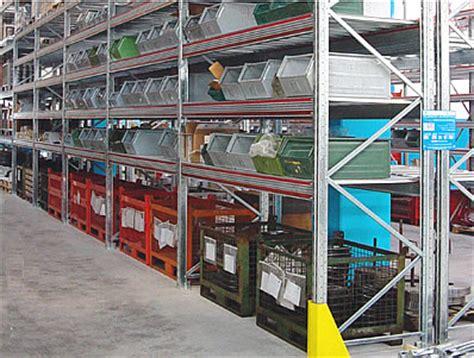 scaffali marcegaglia scaffalature metalliche ad incastro per magazzini