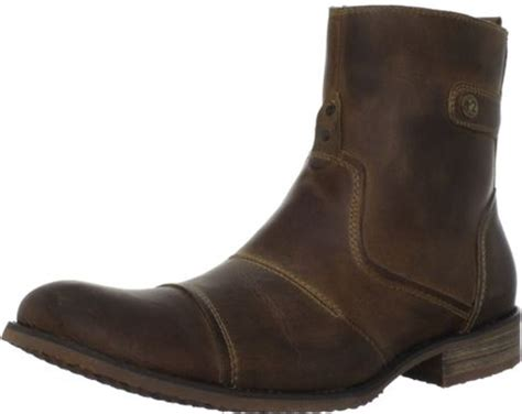 bedstu mens boots bed stu bedstu mens burst boot in brown for lyst