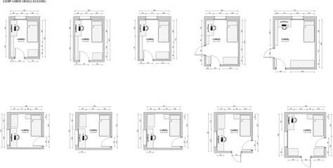 Da Letto 3x3 by Camere Da Letto 3x3 Idee Per Il Design Della Casa