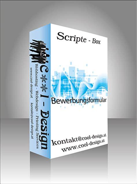 Bewerbungsformular Php Cool Design Webhosting Webdesign Printing Services