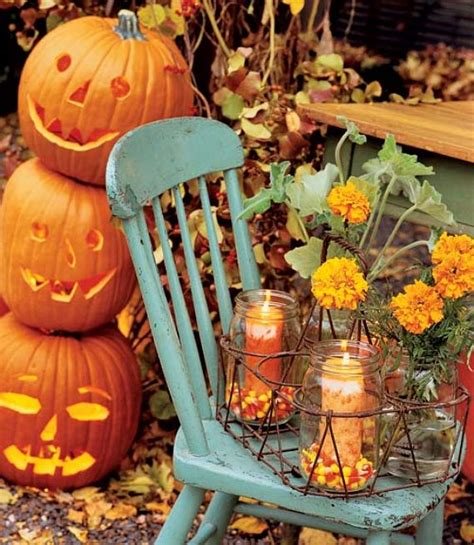 decorating for fall ideas fall decorating ideas 2012 home bright bold and