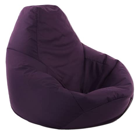 Bean Bag Company Highback Beanbag For Indoors Or Outdoors