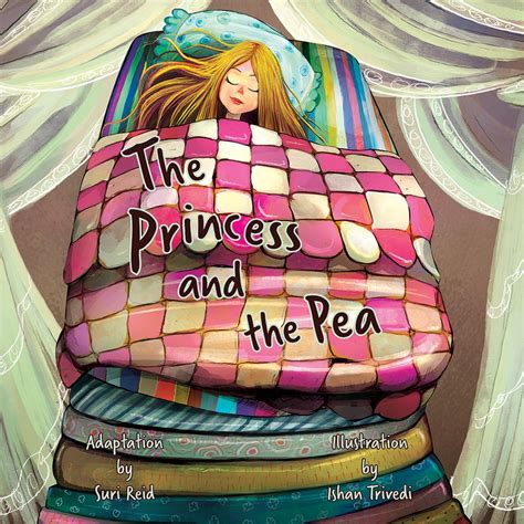The Princess the princess and the pea storybook genius publishing