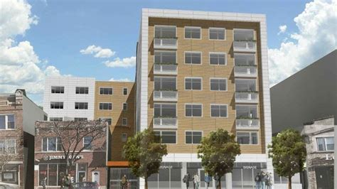 Apts For Rent In Edgewater Chicago Revised Edgewater Apartment Plan Earns Aldermanic Support